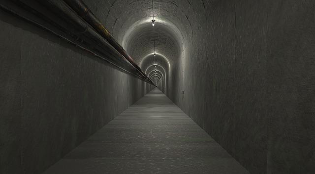 útěk z podzemí